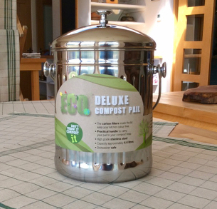 Deluxe Compost Pail